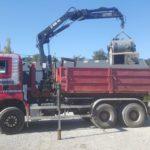 Enlèvement de vieux métaux - European Container