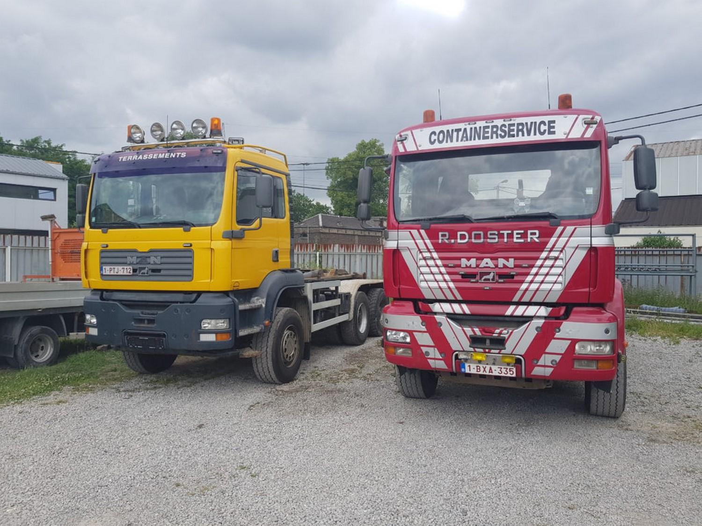 European Container - Location de container à Liège et Herstal